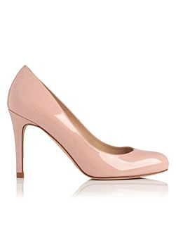 Stila single sole court shoes