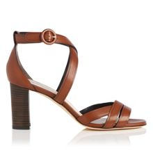 L.K. Bennett Clover single sole sandals