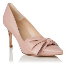 L.K. Bennett Caitlyn single sole court shoes