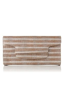 Laura clutch with flap