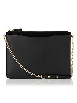 Rachel pouch with chain