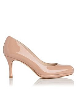 Sybila platform court shoes