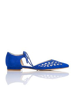 Mikaila single sole flats