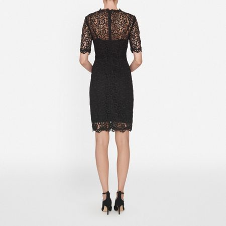 L.K. Bennett Aisha Lace Dress