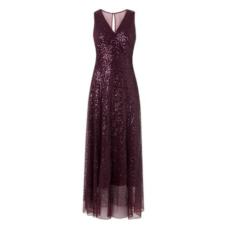 L.K. Bennett Elora Sequins Dress