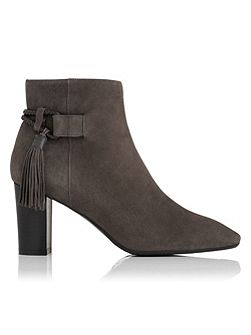 Charlotte ankle boots