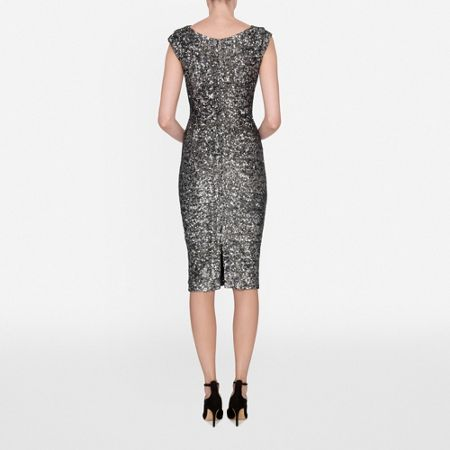 L.K. Bennett Jazz Sequin Dress