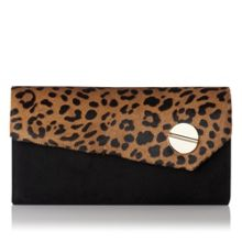 L.K. Bennett Fiona clutch bag
