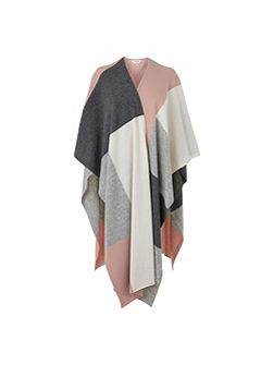 Dia colourblock scarves