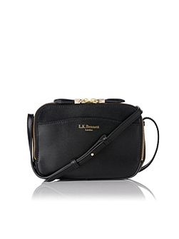 Mariel block crossbody bag