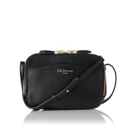 L.K. Bennett Mariel block crossbody bag