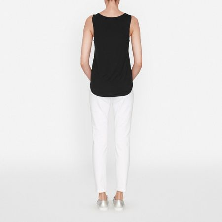 L.K. Bennett Ginny Double Layer Top