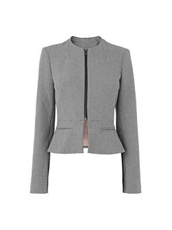 Gaia Viscose Cotton Elastane Jackets