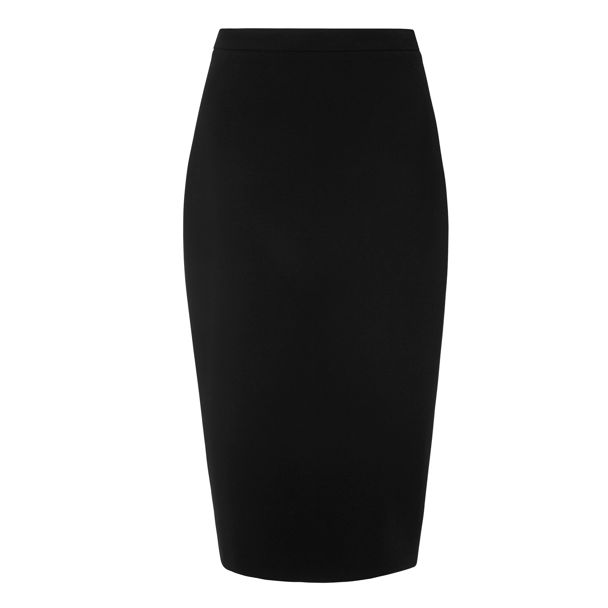 L.K. Bennett Judi Polyester Mix Skirts, Black