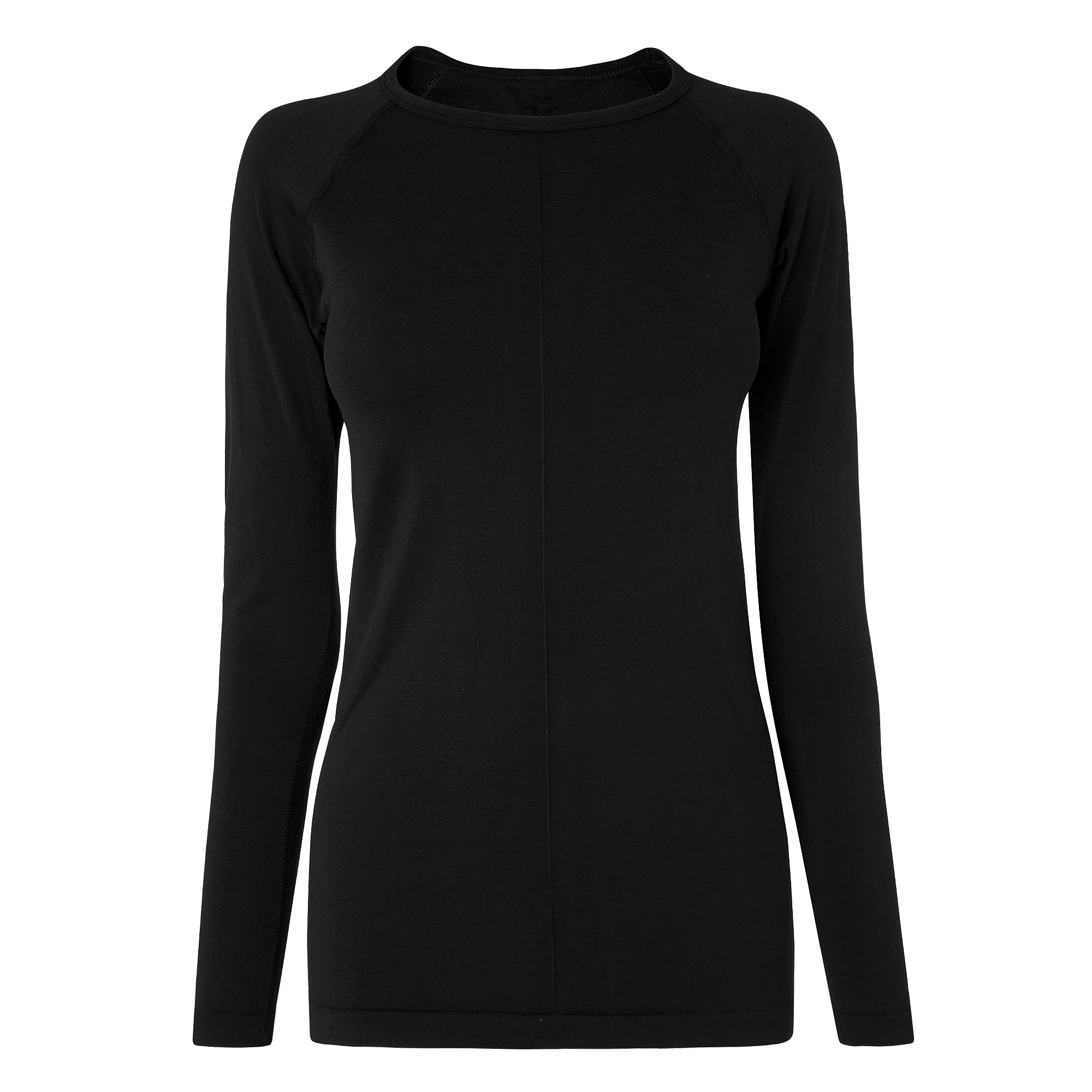 L.K. Bennett Flo Knit Sport Top, Black