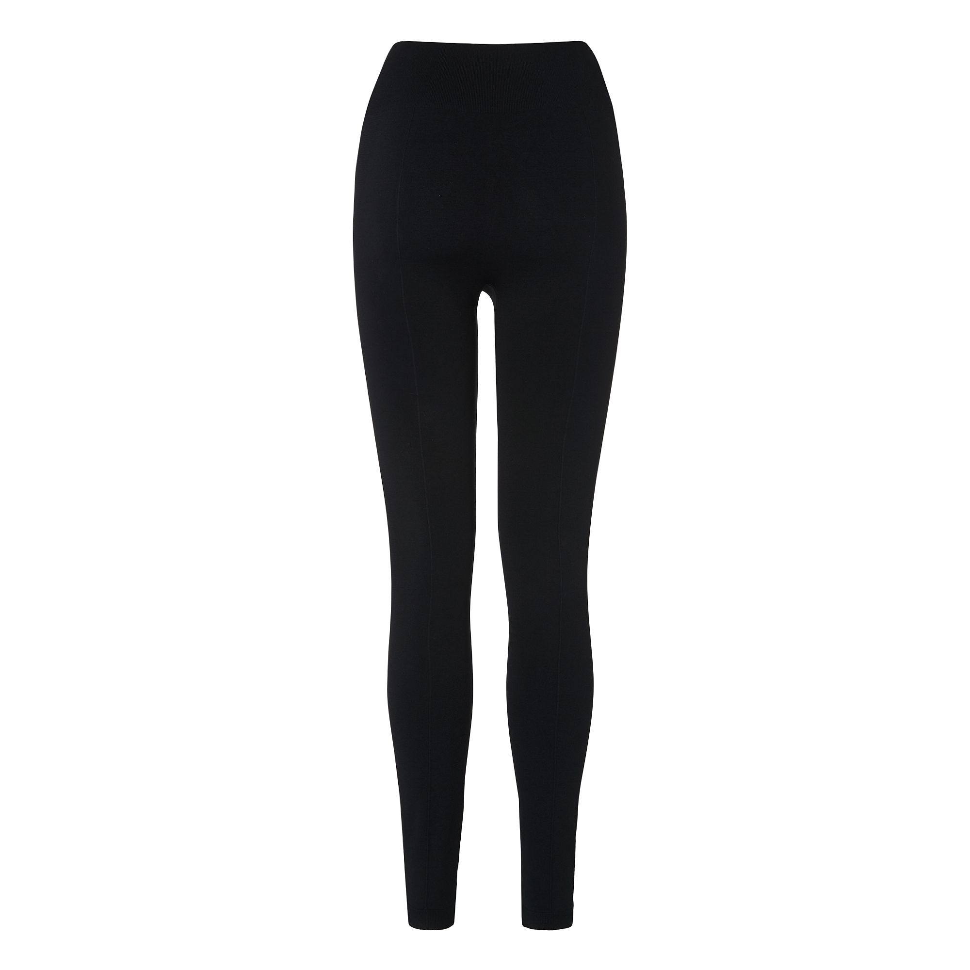 L.K. Bennett Flo Knit Leggings, Black