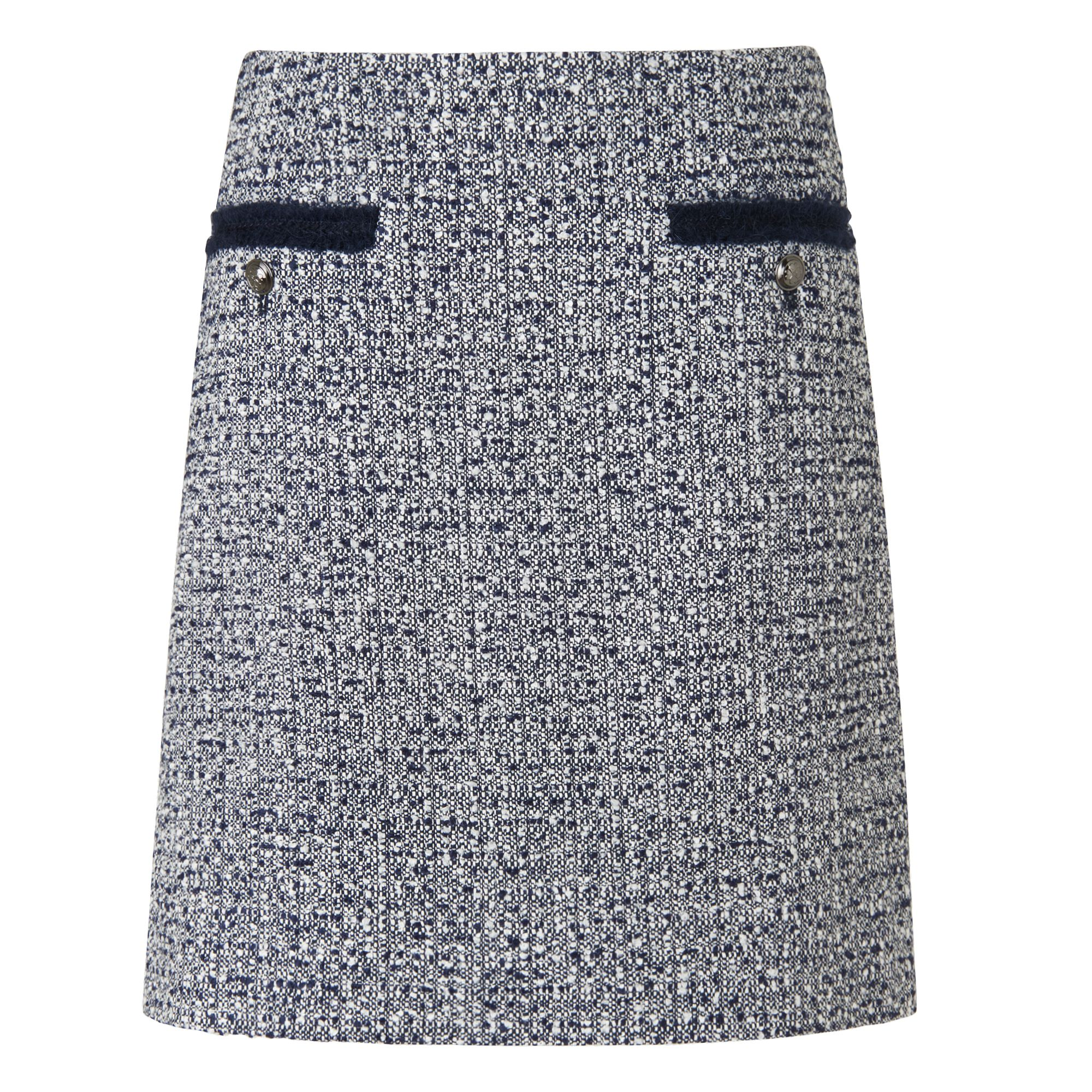 L.K. Bennett Astrala Tweed Skirts, Multi-Coloured