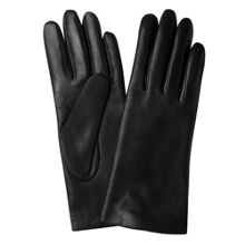 L.K. Bennett Grace leather gloves