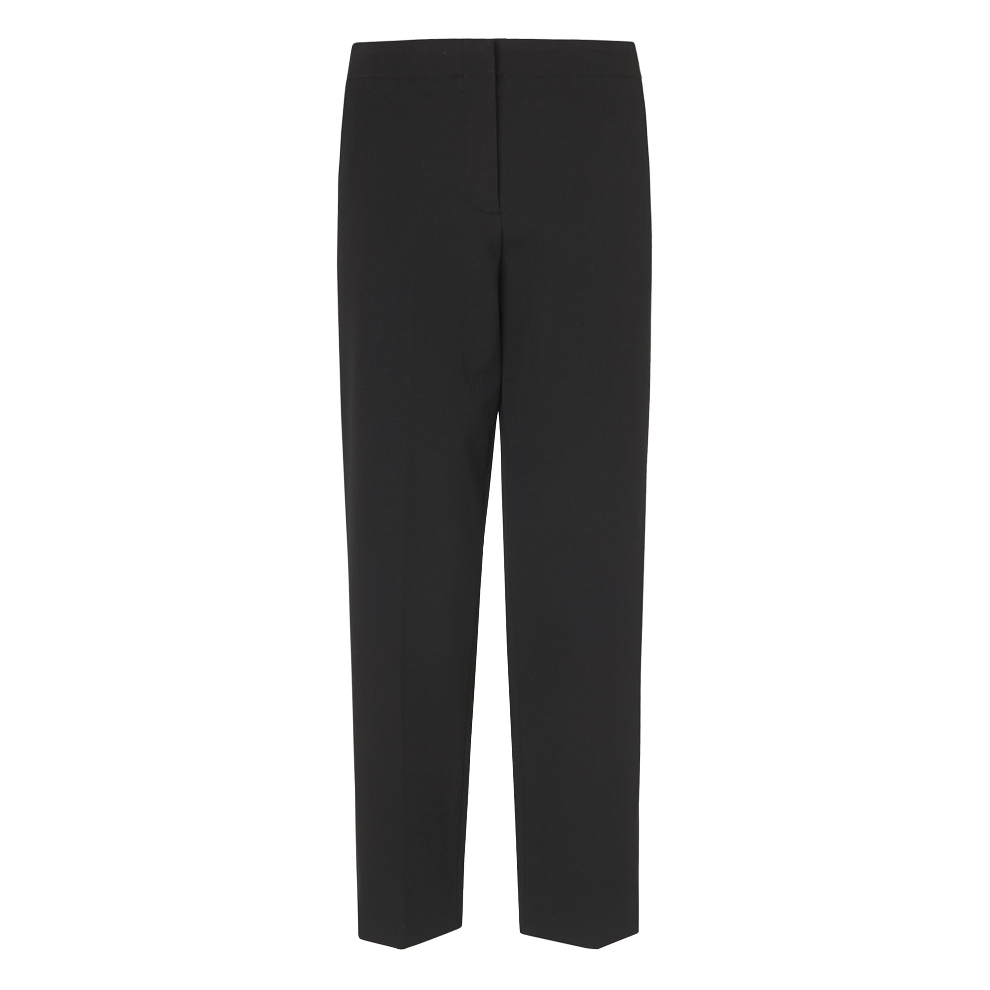 L.K. Bennett Relia Black Trousers, Black