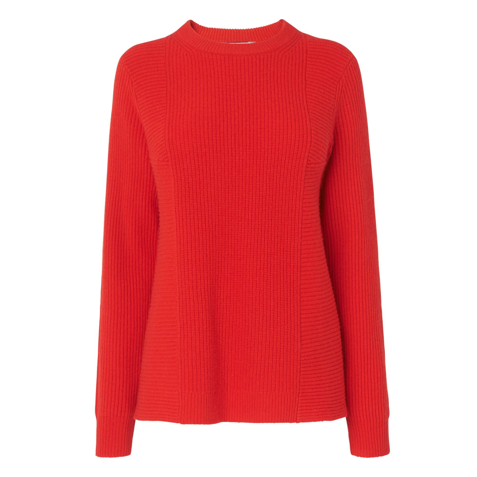 L.K.Bennett Alma Knitted Tops, Red