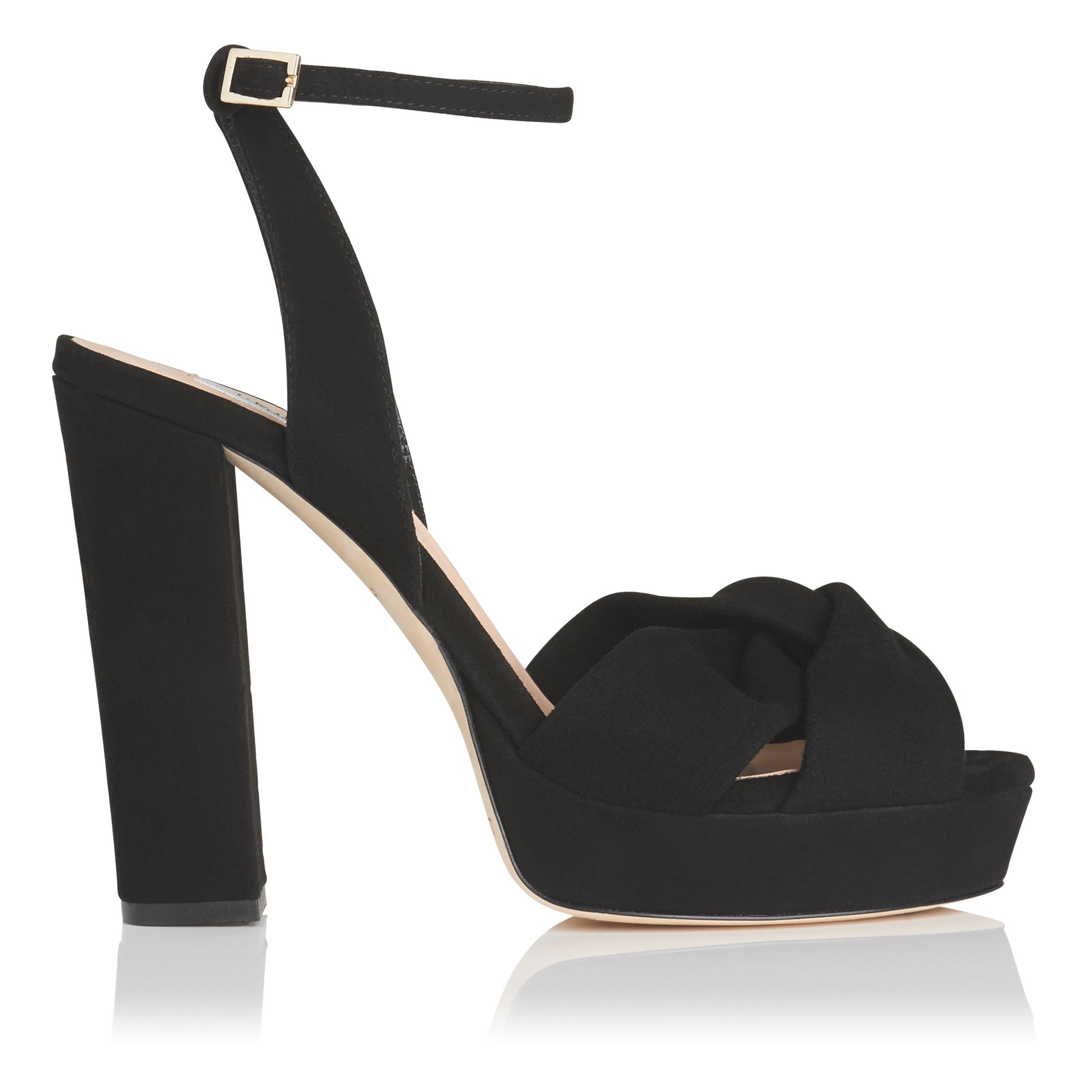 L.K.Bennett Annabella Formal Sandals, Black