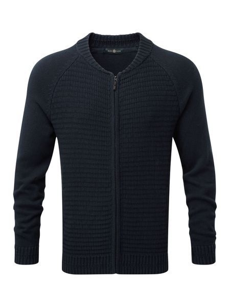 Henri Lloyd Fen full zip knit