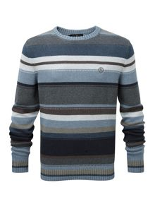 Henri Lloyd Norwell regular crew neck knit