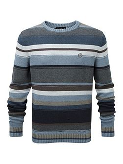 Norwell regular crew neck knit