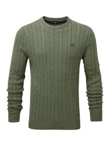 Henri Lloyd Kramer regular crew neck knit
