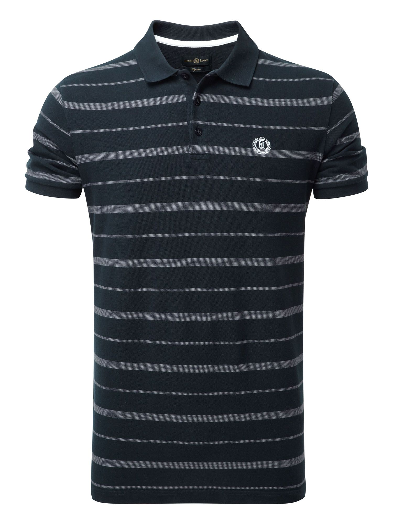 Henri Lloyd Men's Henri Lloyd Sea Regular Polo, Navy