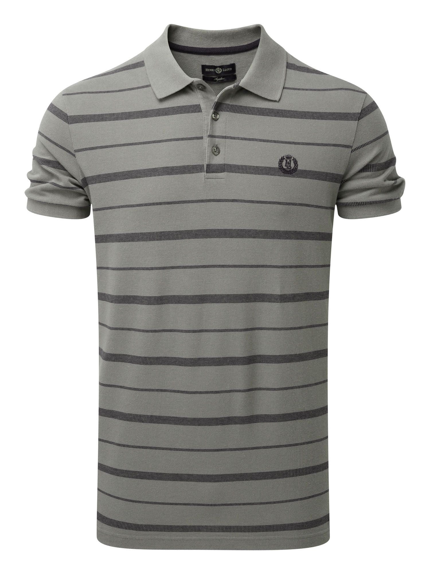 Henri Lloyd Men's Henri Lloyd Sea Regular Polo, Grey