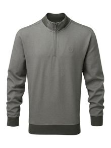 Henri Lloyd Kingsnorth half zip sweat