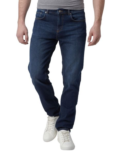 Henri Lloyd Manston denim regular fit jeans