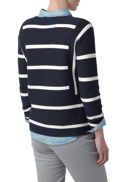 Henri Lloyd Liv Crew Neck Knit