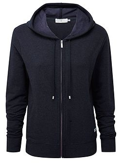 Karly Hooded Zip Sweat