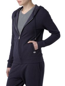 Henri Lloyd Karly Hooded Zip Sweat