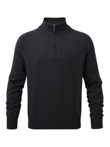 Henri Lloyd Moray Regular Half Zip Knit