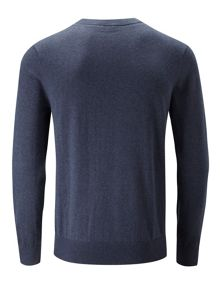 Henri Lloyd Hampton regular crew neck knit