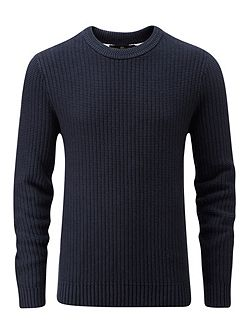 Felsted crew neck knit