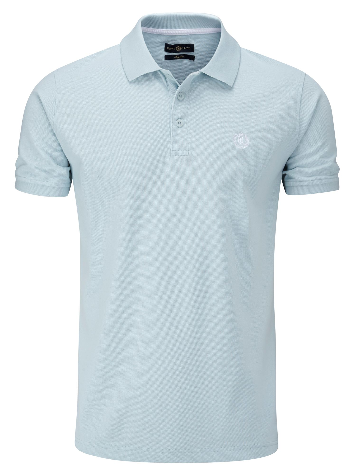 Men's Henri Lloyd Cowes Regular Polo, Mint