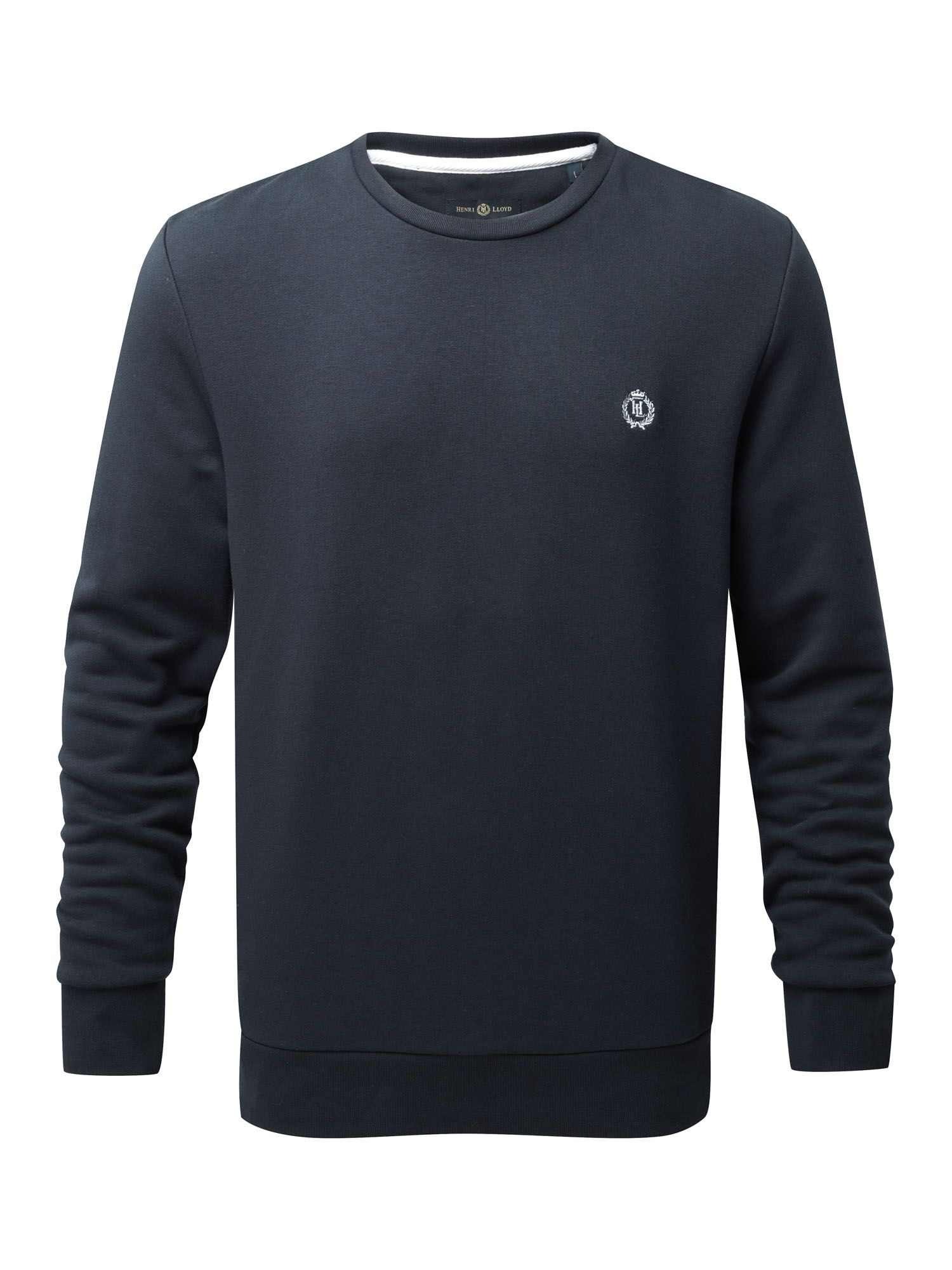 Men's Henri Lloyd Bredgar Crew Sweatshirt, Blue