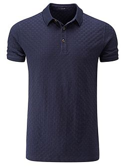 Garford fitted polo