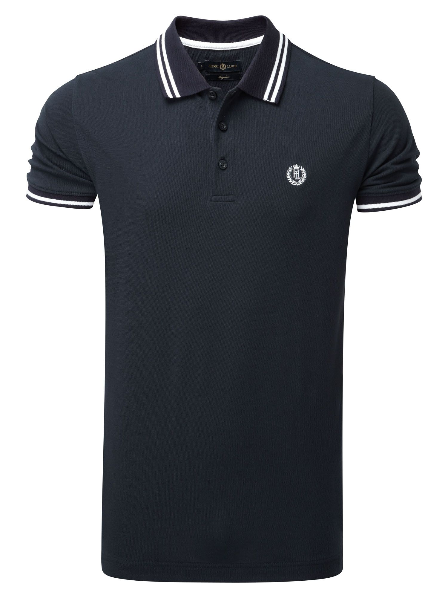 Men's Henri Lloyd Byron Regular Polo, Blue