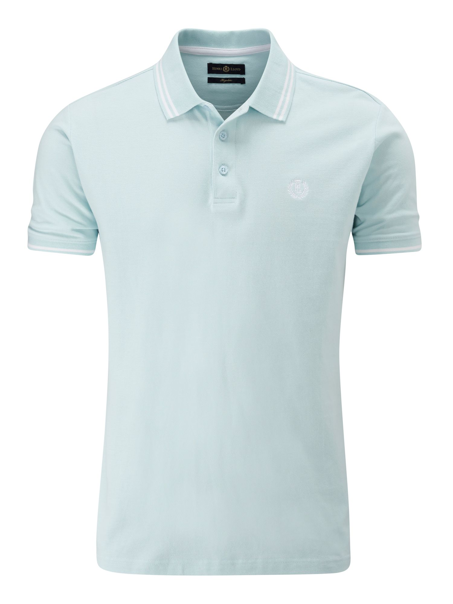 Men's Henri Lloyd Byron Regular Polo, Spearmint