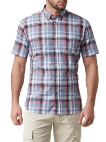 Henri Lloyd Quinton regular short sleeve shirt
