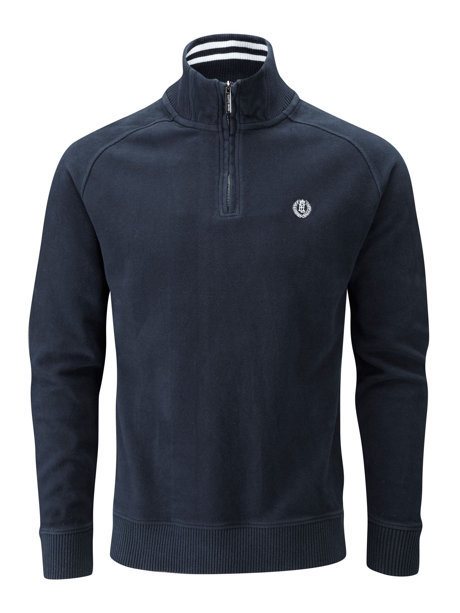 Men's Henri Lloyd Rednor Half Zip Sweat, Blue