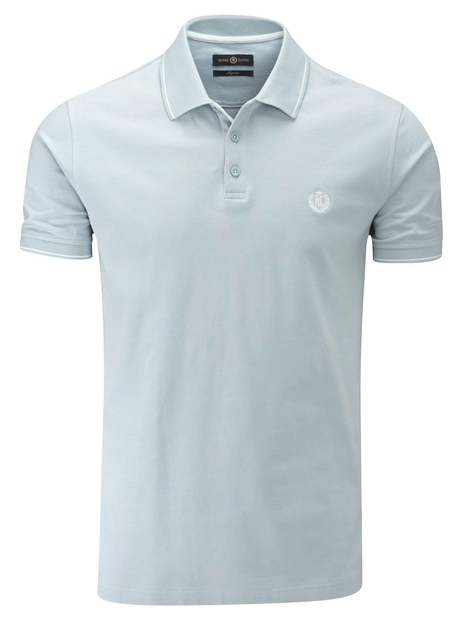 Men's Henri Lloyd Abington Regular Polo Shirt, Blue