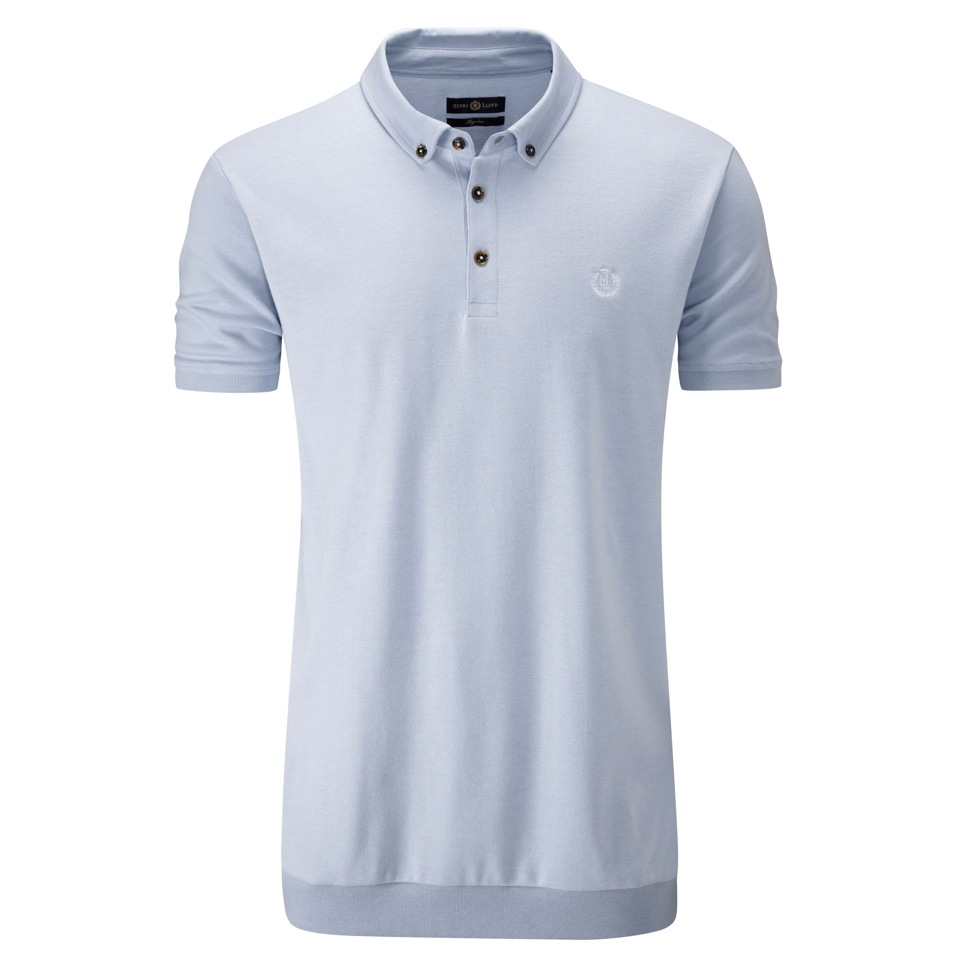 Men's Henri Lloyd Pendle Regular Polo, Blue