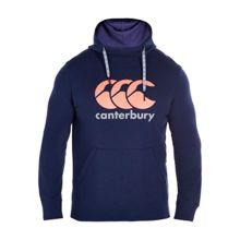 Canterbury Vapodri Large Logo Over The Head Hoodie