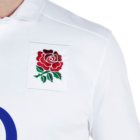 Canterbury England Home Classic Short Sleeve Jersey